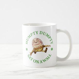 Humpty Dumpty Sat on a Wall Mugs