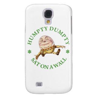 Humpty Dumpty Sat on a Wall Samsung S4 Case