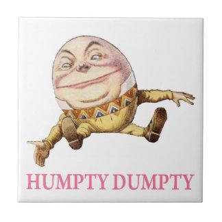 Humpty Dumpty Sat On a Wall Tiles
