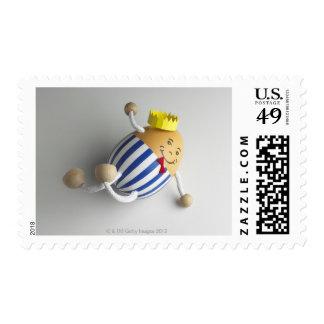 Humpty dumpty sellos postales