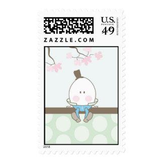 Humpty Dumpty Stamp