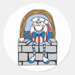 Humpty Dumpty Stickers
