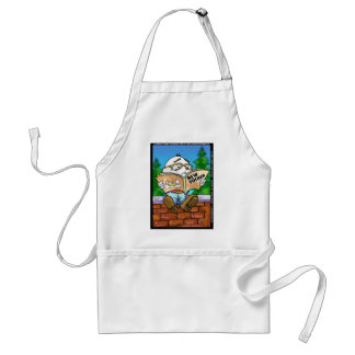 Humpty Dumpty Story Funny Gifts Mugs Tees Etc Apron