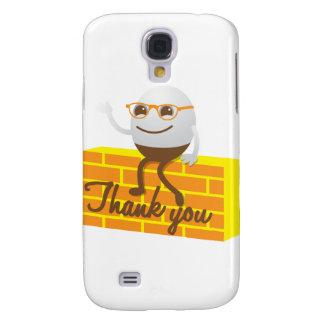 Humpty Dumpty thank you Galaxy S4 Case