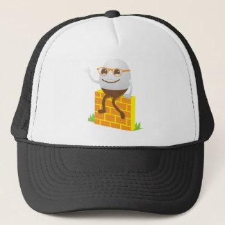 Humpty Dumpty Trucker Hat