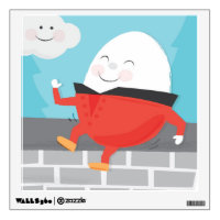 Humpty Dumpty Wall Decal