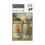 HumptyDumpty Postage Stamp