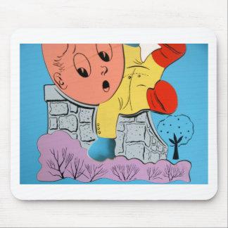 Humpty's Fall Mousepads