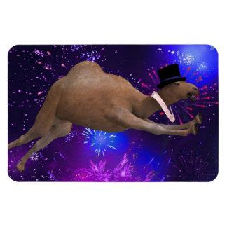 Humpy Jumpy Happy New Year 2017 Rectangular Photo Magnet