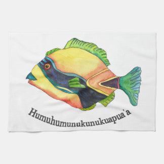 Humuhumunukunukuapua'a Towel