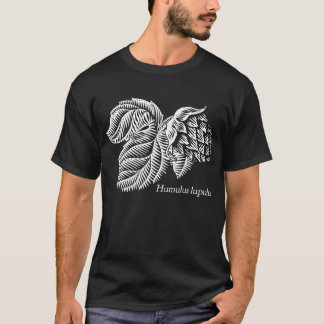 Humulus lupulus hop for craft beer T-Shirt