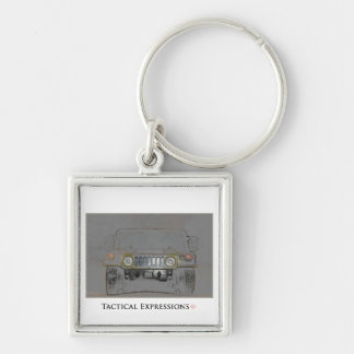 Humvee Colored Pencil Products Keychain