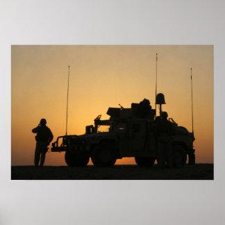 Humvee Poster