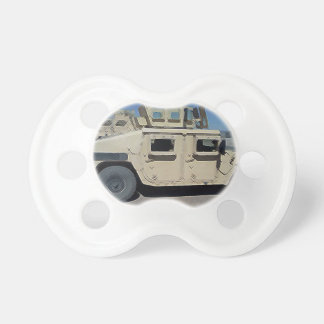 HUMVEE UNITED STATES MILITARY PACIFIERS