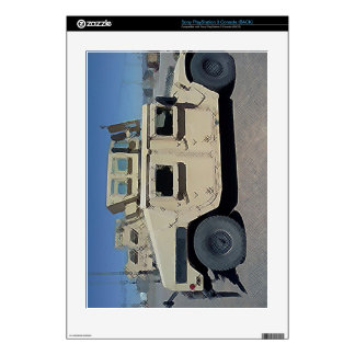 HUMVEE UNITED STATES MILITARY PS3 CONSOLE SKINS