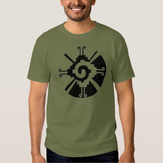 "Hunab Ku - AKA ""Mayan Galactic Butterfly"" Tee Shirt"