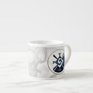 Hunab Ku Espresso Mugs