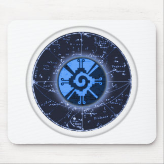 Hunab Ku - Galactic Alignment Mouse Pad