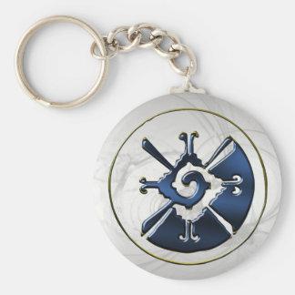 Hunab Ku Keychain