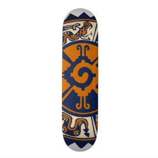 Hunab Ku Mayan Skateboard