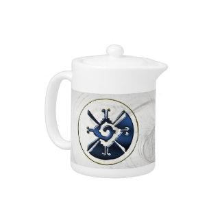 Hunab Ku Teapot