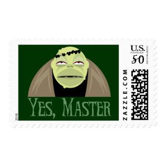Hunchback Postage Stamp