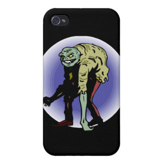 Hunched Back iPhone 4/4S Cover