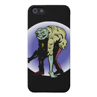 Hunched Back iPhone 5 Cases