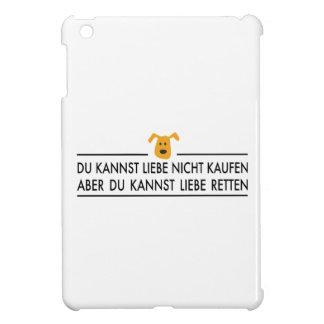 Hund iPad Mini Cover