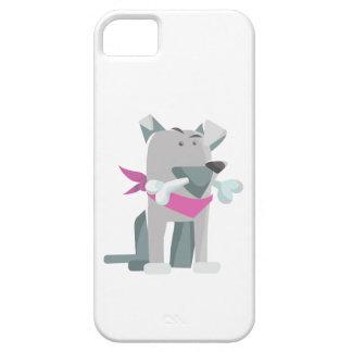 Hund Knochen dog bone iPhone SE/5/5s Case