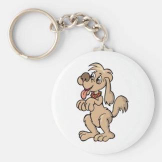 Hund, Mein bester Freund Keychain