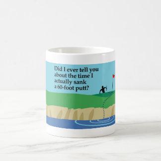 Hunda una taza del putt