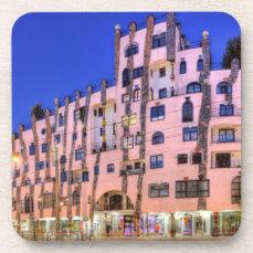 Hundertwasser in Magdeburg photo Coaster