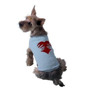 hundeshirt playera sin mangas para perro