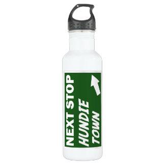 Hundie Town Bottle 24oz Water Bottle