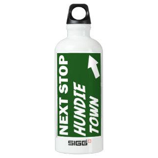 Hundie Town Bottle SIGG Traveler 0.6L Water Bottle