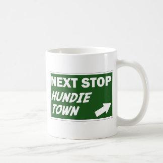 Hundie Town Mug