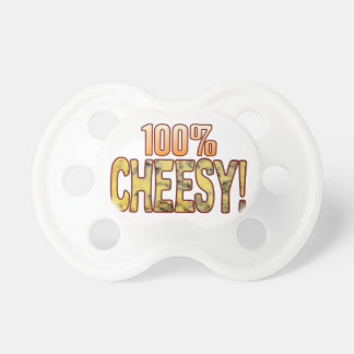 Hundred Blue Cheesy Pacifier