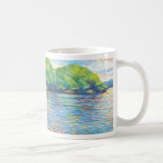 Hundred Islands, Philippines Coffee Mug