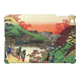 Hundred Poems Explained by the Nurse Hokusai Case For The iPad Mini