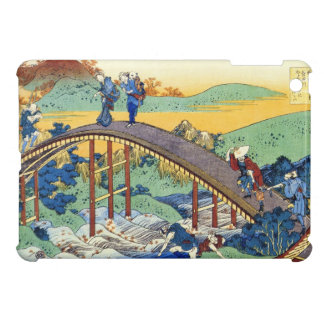 Hundred Poems Explained by the Nurse Hokusai iPad Mini Case