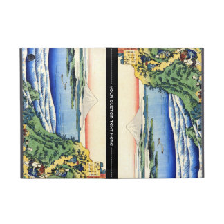 Hundred Poems Explained by the Nurse Hokusai iPad Mini Cases