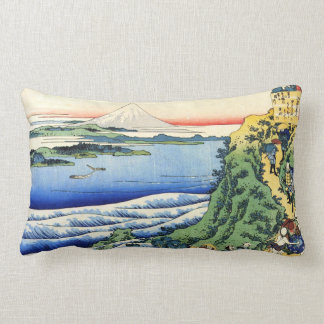 Hundred Poems Explained by the Nurse Hokusai Pillows