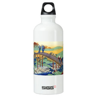Hundred Poems Explained by the Nurse Hokusai SIGG Traveler 0.6L Water Bottle