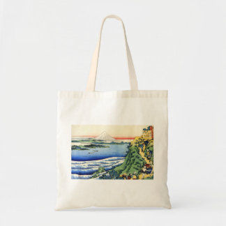 Hundred Poems Explained by the Nurse Hokusai Tote Bag