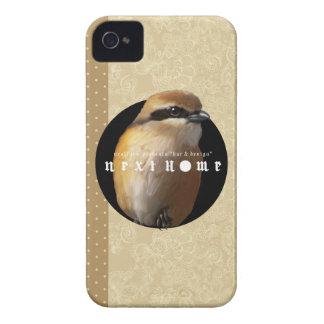 Hundred tongue birds/sumahokesu iPhone 4 Case-Mate case