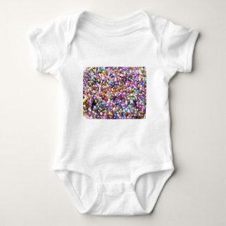 Hundreds of Beads Baby Bodysuit
