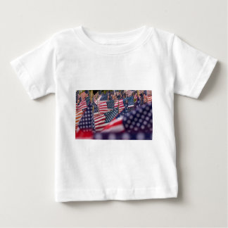 Hundreds of Flags Baby T-Shirt