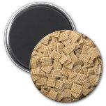 Hundreds Of Whole Grain Cereals Refrigerator Magnet
