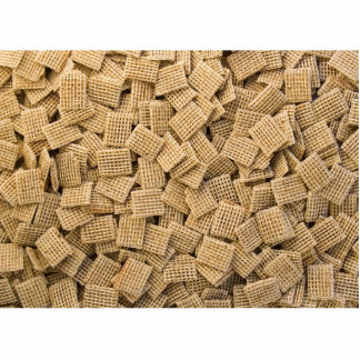 Hundreds Of Whole Grain Cereals Acrylic Cut Out